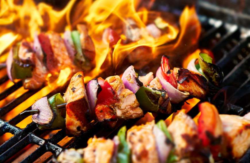 Gear Up For Grilling Season!